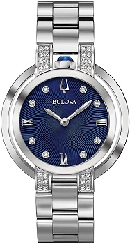 Bulova Women's Silver Watch