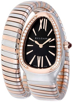 Bvlgari Serpenti Tubogas Ladies Watch