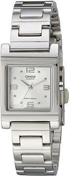 Casio Women's Silver Watch