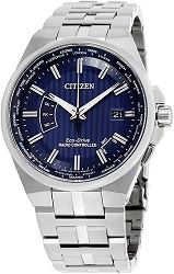 Citizen Men's Eco-Drive World Perpetual A-T