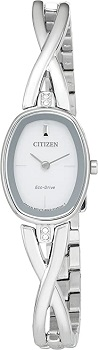 Citizen Women's Eco-Drive Axiom with Crystal Accent
