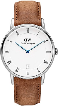 Daniel Wellington Dapper Durham Silver Watch