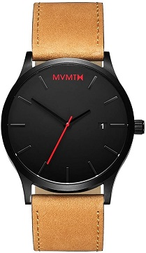 MVMT Men's Minimalist Vintage Watch with Analog Date