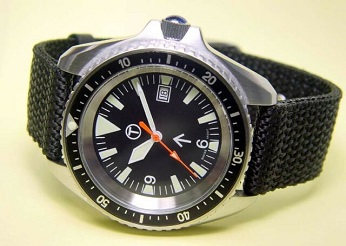 MWC Submariner Military Dive Watch
