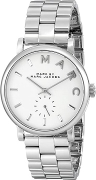 Marc by Marc Jacobs Watch with Link Bracelet