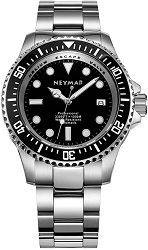 Neymar Men's 1000m Dive Watch