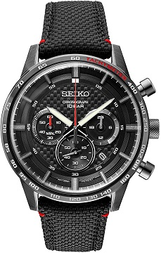 Seiko Men's Stainless Steel Casual Watch