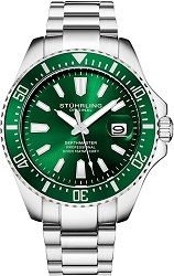 Stuhrling Original Men's Automatic Dive Watch