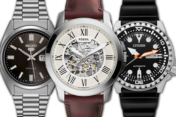 15 Best Automatic Watches Under 500