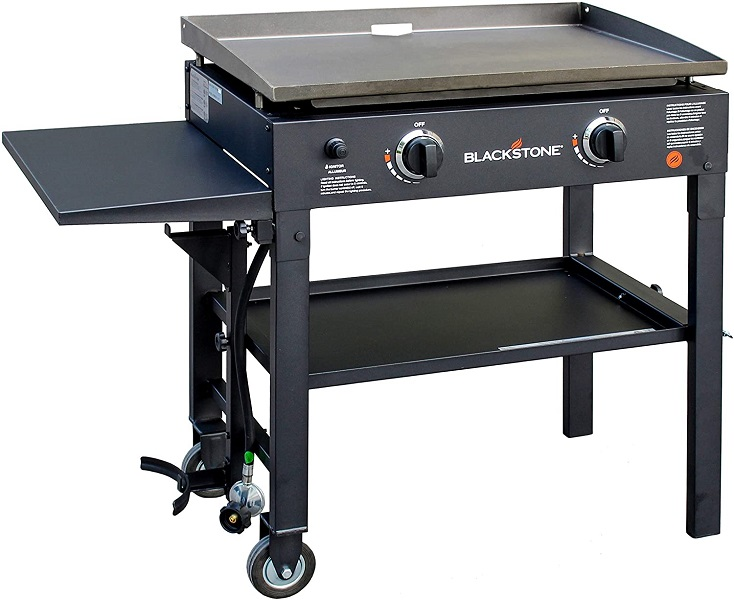 """Blackstone 28"""" Outdoor Gas Grill Griddle Station"""