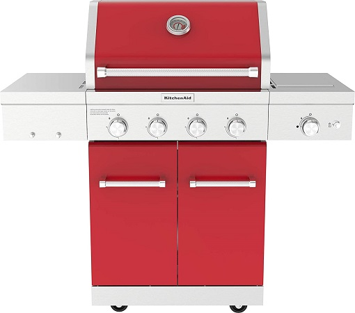 KitchenAid 3-Burner Propane