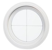 Round Circle Windows