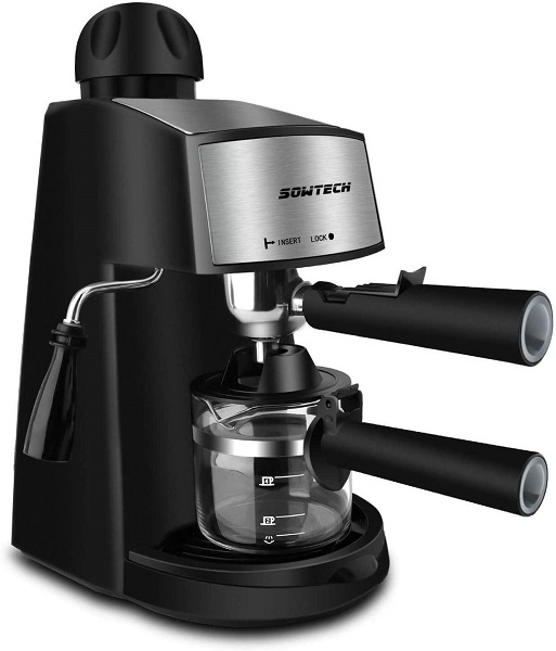 SOWTECH Espresso and Cappuccino Maker