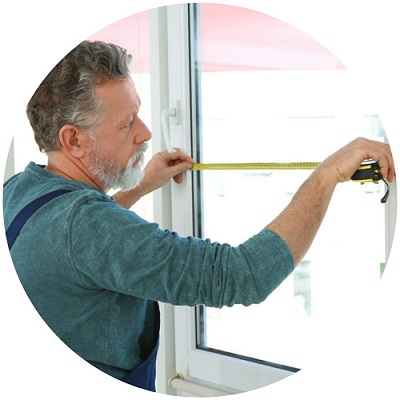 how to measure for a new window