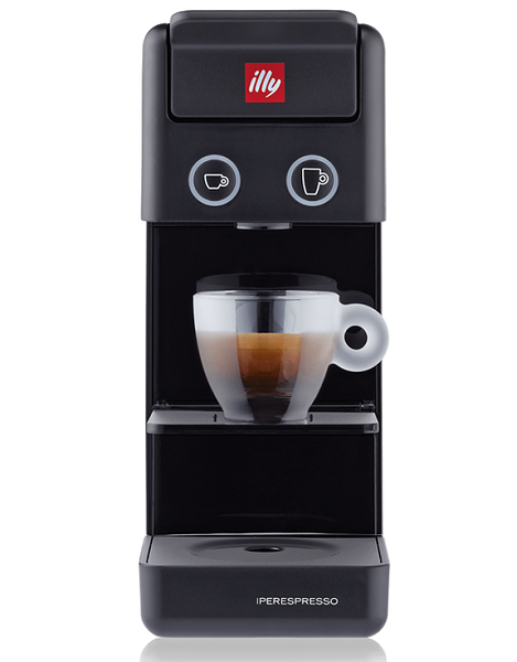 illy 60296 y3.2 Espresso and Coffee Machine