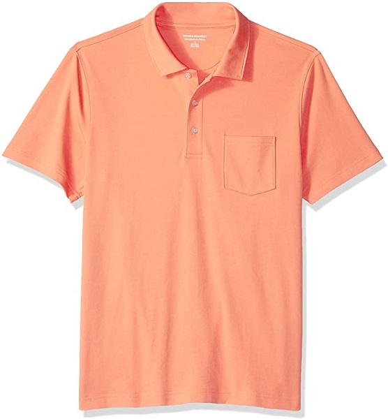 Amazon Essentials Men's Slim-Fit Polo