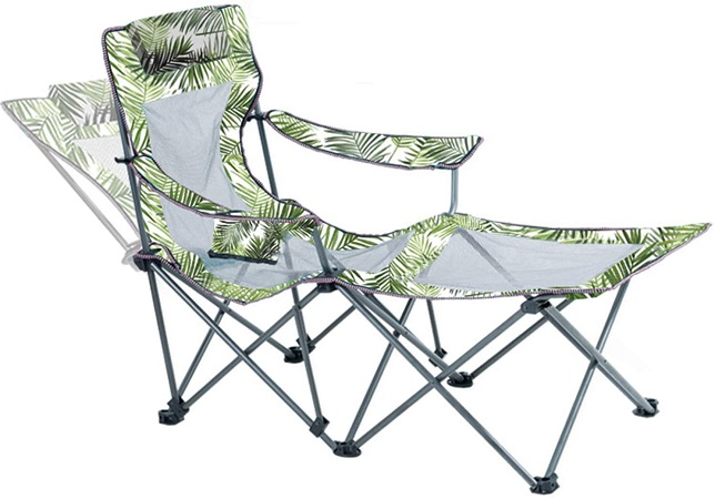 Amor Castle Recliner Camping Chair