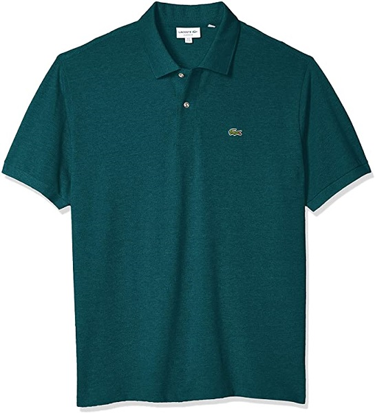 Lacoste Men's Short Sleeve Classic Polo