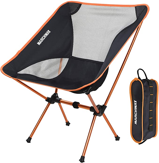 MARCHWAY Ultralight Camping Chair
