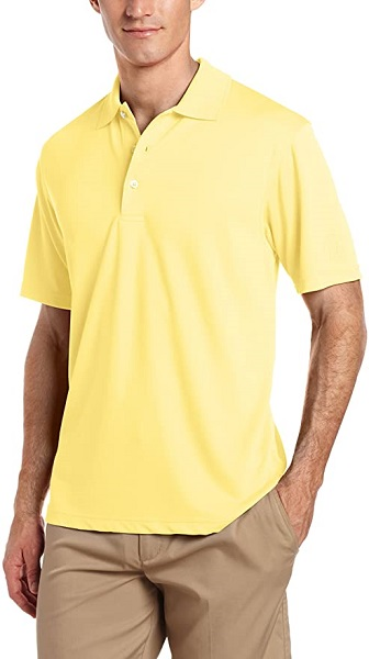 PGA Tour Men's Airflux Polo