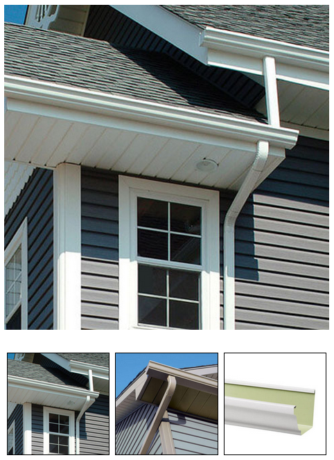 Sectional (Seamed) Gutters