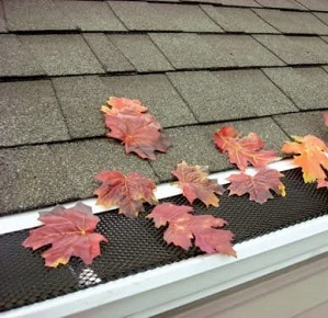Ultra Flo Leaf Guard Gutter