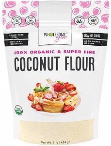 Coconut Flour by Wholesome Yum