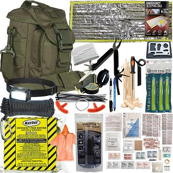 Compact Disaster Survival Kit
