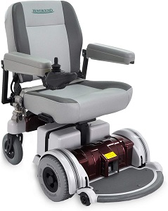 Hoveround LX5 Electric Wheelchair 1