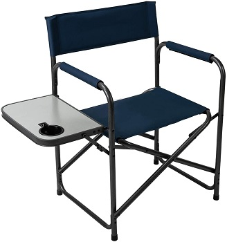 Pacific Pass Camping Directors Chair