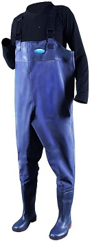 Hippodoctor Men's Fishing Chest Waders with Boots